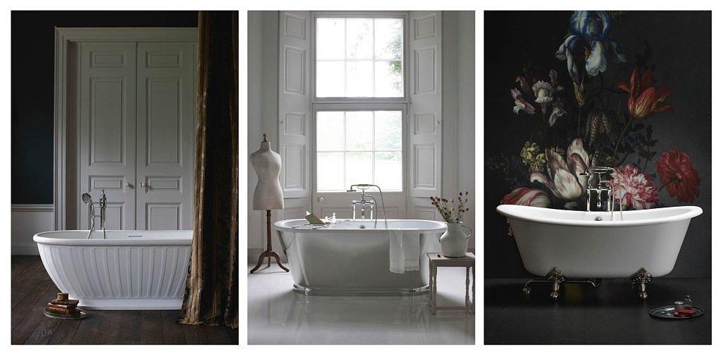 Retro kúpeľňa - späť do minulosti