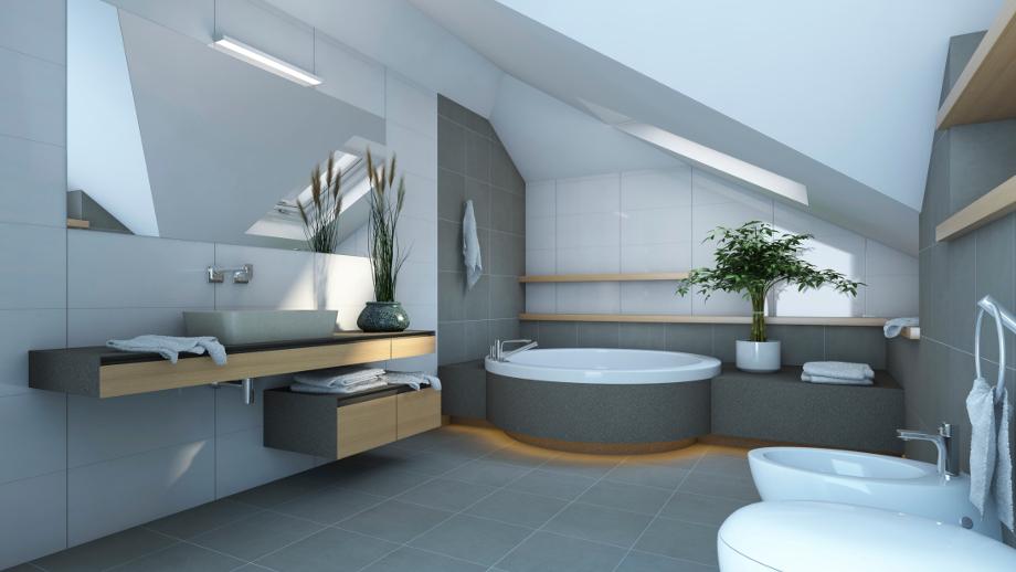 Kúpeľňa v modernom štýle - ako zariadiť?